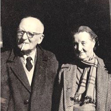 Animal Aid founders Alexander & Stella Grierson