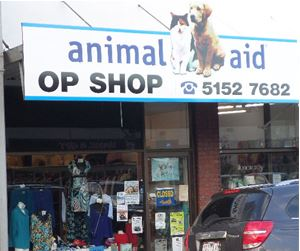 Animal Aid Bairnsdale Op Shop