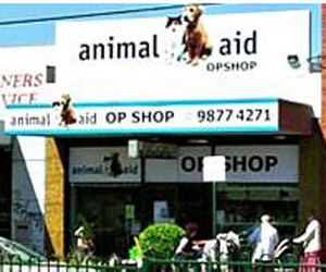 Animal Aid Lakes Entrance Op Shop