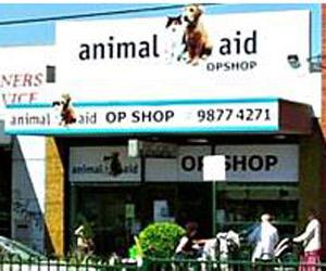 Animal Aid Blackburn Op Shop