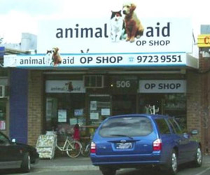 Animal Aid Croydon Op Shop
