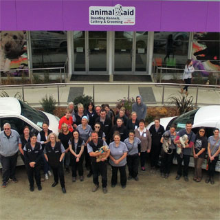Animal Aid Staff & Volunteers